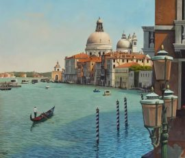 Travel the World Through Original Art